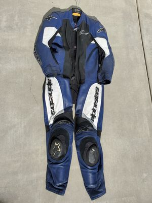 Alpinestar full leathers for Sale in Los Angeles, CA