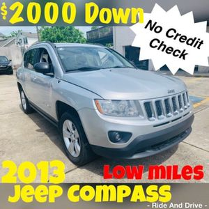 2013 Jeep Compass for Sale in Nashville, TN