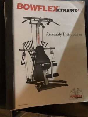 Bowflex Extreme. for Sale in GERMANTWN HLS, IL