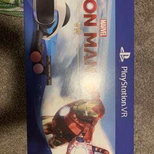 PS4 VR Iron Man Bundle for Sale in Chandler, AZ