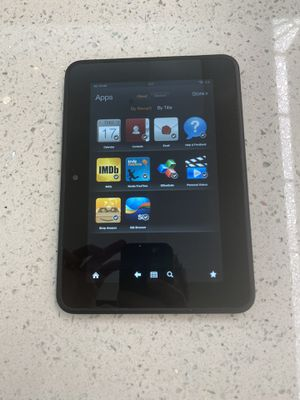 Amazon Kindle fire Hd 7 for Sale in Houston, TX