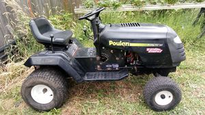 Poulan riding tractor for Sale in Portland, OR