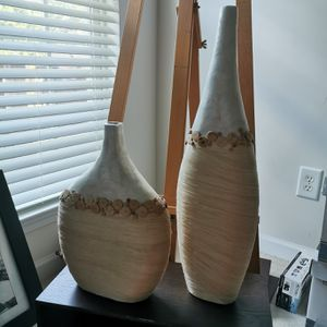 Vase ( Set of 2) for Sale in Lake Wylie, SC