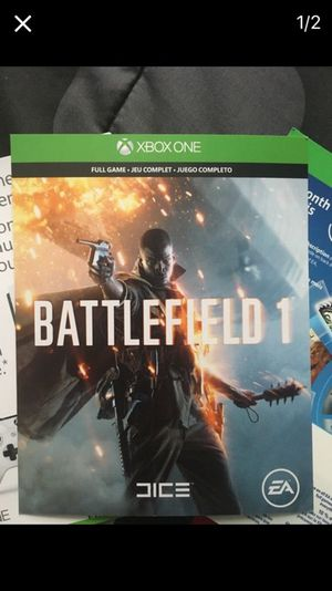 Battlefield 1 full game download for Sale for sale  Queens, NY