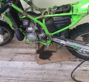 Kx 125 kdx 250 for Sale in Tampa, FL