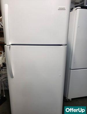📢📢Frigidaire Refrigerator Fridge Top Mount White #1116📢📢 for Sale in Chino, CA