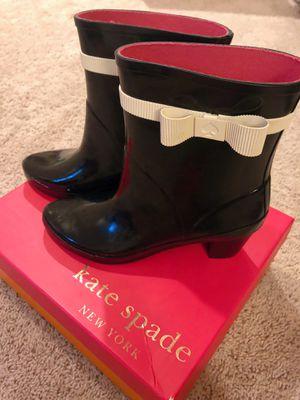 Kate Spade rain boots for Sale in Springfield, VA