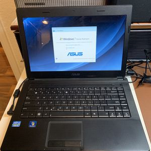 Laptop - ASUS X44L, Clean Windows 7 Home Premium for Sale in Chino Hills, CA