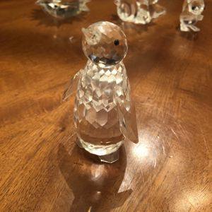 Swarovski Crystal Penguin Figurine Tall for Sale in Odessa, FL