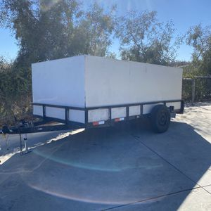 Enclosed Trailer for Sale in Hesperia, CA
