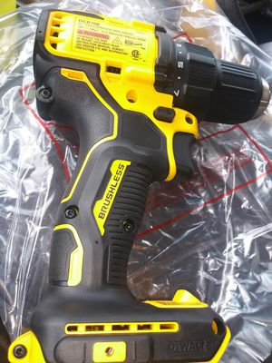 20 v drill brushless atomic for Sale in Midlothian, IL