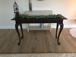Entry table sofa table for Sale in Lodi, CA