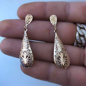 14k gold earrings for Sale in Los Angeles, CA