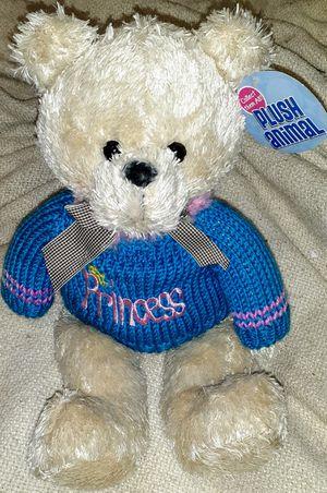 "GMA ACCESSORIES INC Tan plush bear 17"" for Sale in Penndel, PA"