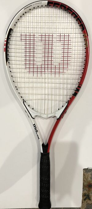 Wilson Federer Tennis Racket for Sale in Houston, TX