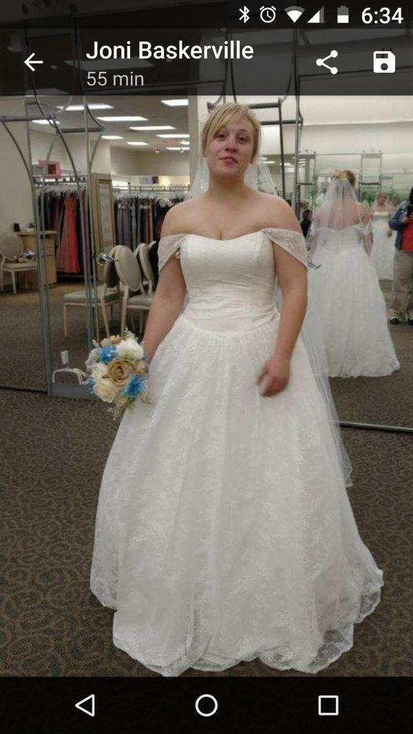 Wedding dress that never got worn ☹️