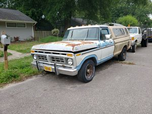 1977 Ford F150 Ranger XLT 460ci V8 (MUST GO ASAP!!) (Open to Offers) for Sale in Chesapeake, VA