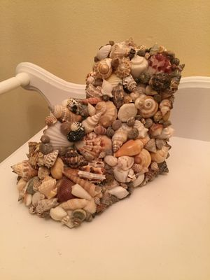 Sea shell door stop for Sale in White Plains, NY