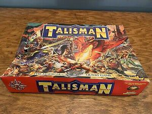 Talisman The Magical Quest Game 3rd Edition Board Game for Sale in Atlanta, GA