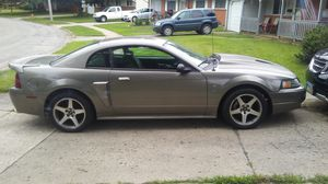2001 mustang car parts no title. Engine/rims no car title. for Sale in Columbus, OH