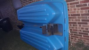 Sun dolphin 5 paddle boat for Sale in Fort Worth, TX