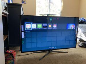 Samsung smart tv 50 inch model UN50F6400 like new for Sale in Chula Vista, CA