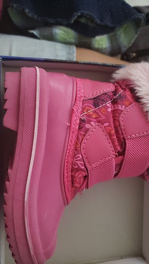 Hot Pink Winter Boots.. for Sale in Baltimore, MD