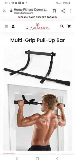 Workout bar for Sale in Addison, IL
