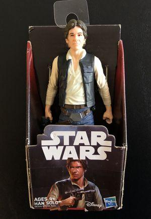 Han Solo Action Figure, Star Wars for Sale in Arlington, TX