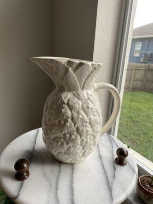 Ornate vintage pitcher for Sale in Tampa, FL