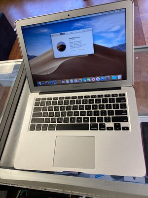 Apple MacBook Air 13in mid 2013 1.3ghz i5 4gb Ram 128SSD with charger for Sale in Plantation, FL