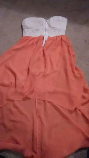 January 7 high-low dress size 5 for Sale in Saint James, MO