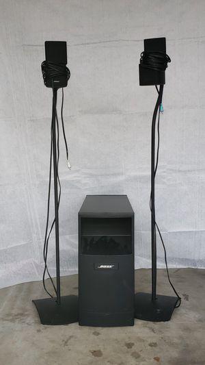 Bose subwoofer and speaker system for Sale in Orange, CA