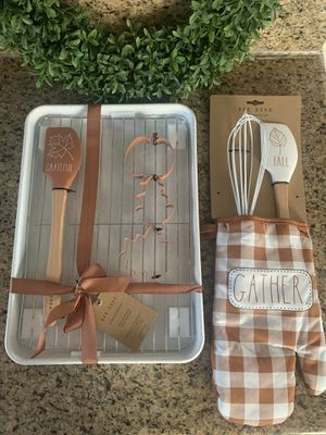 Rae Dunn Fall Baking Set 🤎🤍🧡 for Sale in Covina, CA
