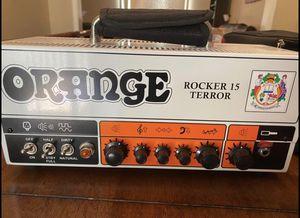Orange Rocker 15 Terror for Sale in Santa Ana, CA