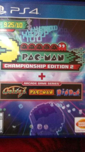 PAC-MAN championship edition 2+arcade game series for Sale in Phoenix, AZ