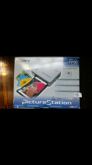 Sony Picture Station Photo Printer - New in Box for Sale in Portland, OR