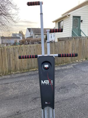 Maxi climber Full Workout System for Sale in Clifton, NJ