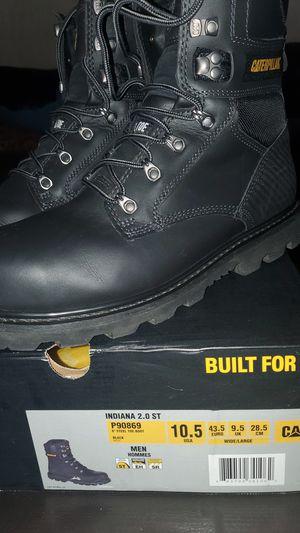 Steel toe work boots for Sale in El Paso, TX