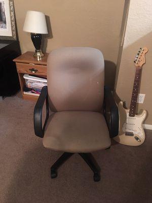 HON Computer Chair - Beige for Sale in Orlando, FL