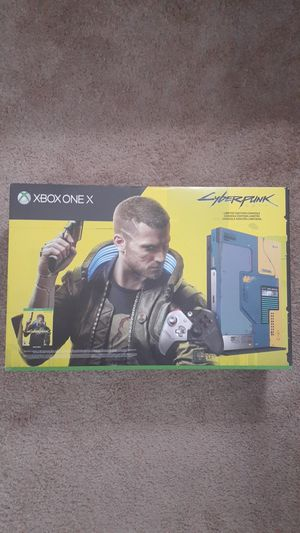 Cyberpunk xbox one x rare bundle for Sale in Orlando, FL