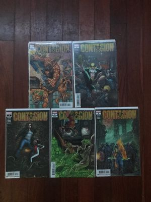 Marvel Comics Contagion for Sale in San Pablo, CA