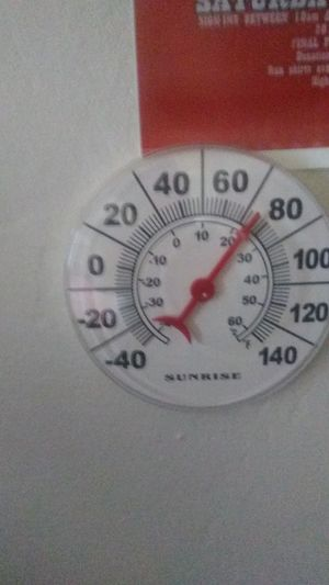 Thermometer for sale freight for growing or know if it's hot or cold for Sale in Hayward, CA
