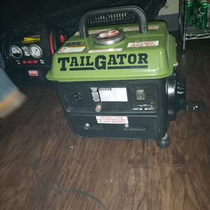 Tailgator Generator (New) for Sale in San Diego, CA