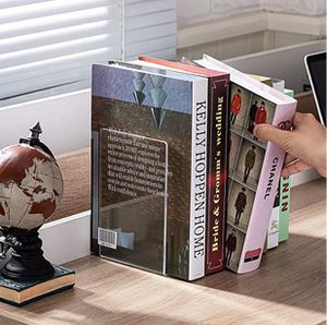 Book Lovers! Stay Organized with Acrylic Bookends & Say Bye to Messy Shelves! for Sale in Frederick, MD
