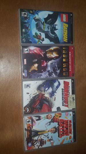 PSP Games for Sale in Miramar, FL