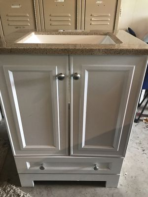 Bathroom vanity - never used for Sale in Traverse City, MI