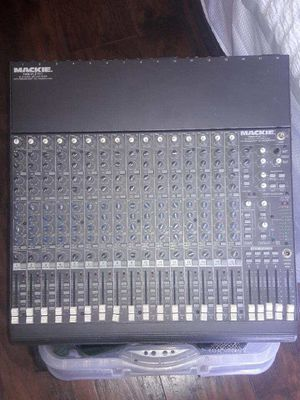Mackie 1604-VLZ pro Sound Mixer for Sale in Los Angeles, CA