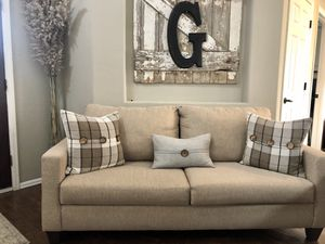 Tan Sofa for Sale in Golden, CO