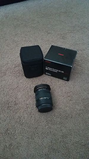 Sigma 17-50mm 2.8 Canon mount for Sale in Surprise, AZ